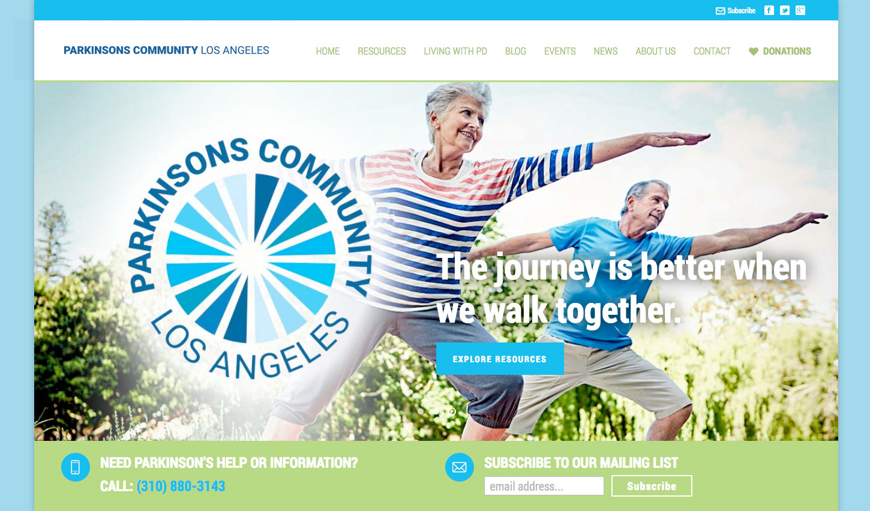 Parkinson's Community L.A.
