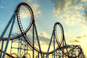 Startup Rollercoaster